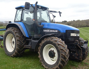 Ford-New Holland TM125