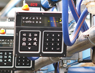DeLaval milking point controller